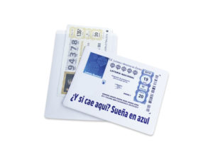 Funda Décimos Premium PVC Reciclado